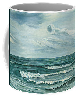 Waving Sea Coffee Mug