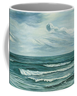 Waving Sea Coffee Mug
