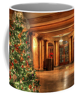 Welcome Home  To The Ponce Opened In 1913  Coffee Mug