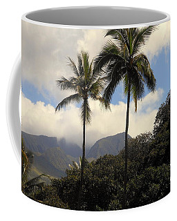 West Maui Mountains Coffee Mug