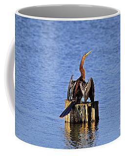 Wet Wings Coffee Mug