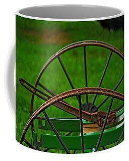 Wheels Of Time Coffee Mug