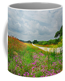 Wildflower Wonderland Coffee Mug