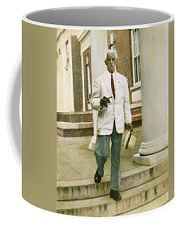 Coffee Mug featuring the photograph William Faulkner (1897-1962) by Granger