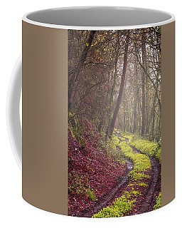Winter Landscape Coffee Mug