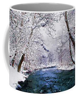 Winter White Coffee Mug