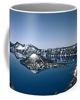 Wizard Island  Coffee Mug