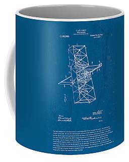 Wright Brothers Flying Machine Patent Coffee Mug