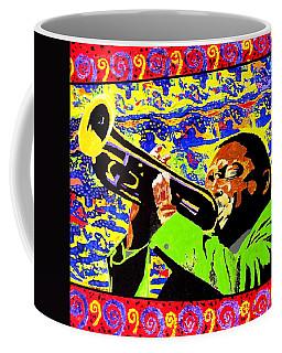 Wynton Marsalis Plays Louis Armstrong Coffee Mug