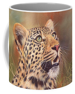Young Leopard Coffee Mug