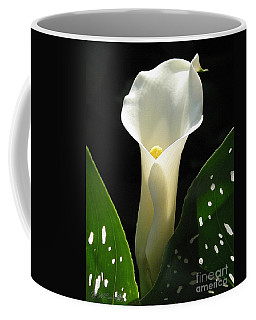 Zantedeschia Named Little Jimmy Coffee Mug