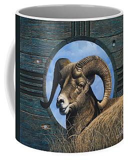 Zia Ram Coffee Mug