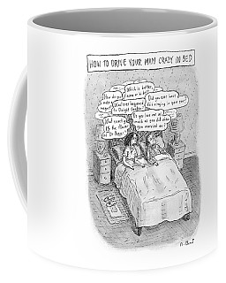 Captionless; Drive Your Man Crazy Coffee Mug