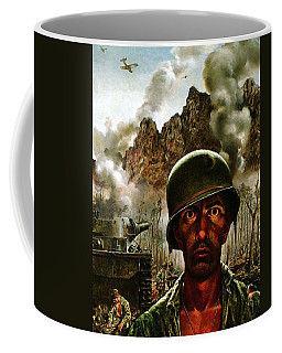 2000 Yard Stare Coffee Mug