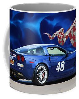 2007 Z06 Corvette Coffee Mug