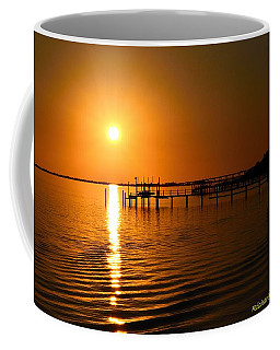 Coffee Mug featuring the photograph 2010 Finale by Richard Zentner