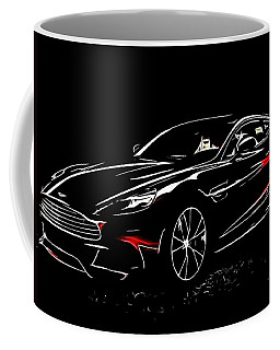 2013 Aston Martin Vanquish Coffee Mug