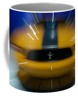 2013 Ford Mustang Coffee Mug by Randy J Heath