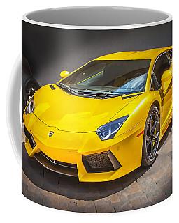 2013 Lamborghini Adventador Lp 700 4 Coffee Mug