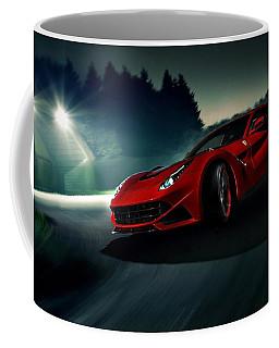 2014 Novitec Rosso Ferrari F12 Berlinetta N Largo Coffee Mug