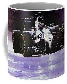 2014 Williams F1 Team Fw 36 Felipe Massa  Coffee Mug