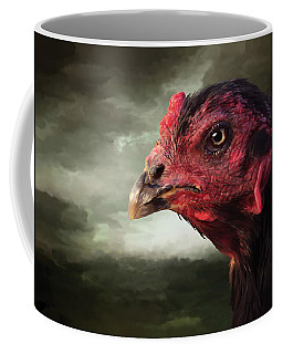 22. Game Hen Coffee Mug