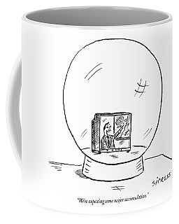 We're Expecting Some Major Accumulation Coffee Mug