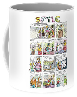 New Yorker March 16th, 2009 Coffee Mug