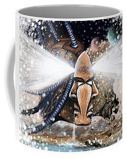 Mirror  Coffee Mug by Mariusz Zawadzki