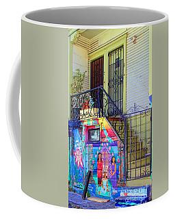 25 Balmy Alley San Francisco Coffee Mug