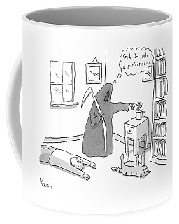 New Yorker December 15th, 2008 Coffee Mug