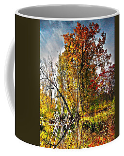 Coffee Mug featuring the photograph 26. September by Juergen Weiss