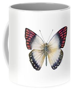 27 Magenta Tip Butterfly Coffee Mug