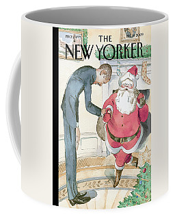 New Yorker December 14th, 2009 Coffee Mug