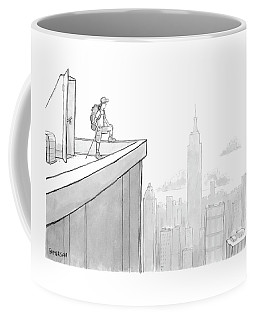 New Yorker August 1st, 2005 Coffee Mug