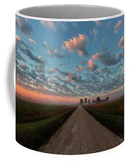 Whooping Crane Reintroduction, Direct Coffee Mug