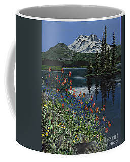 A Peaceful Place Coffee Mug