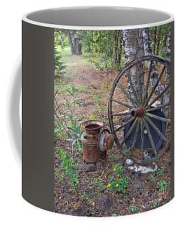 Abandoned - Depth Perception II Coffee Mug