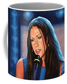 Alanis Morissette  Coffee Mug