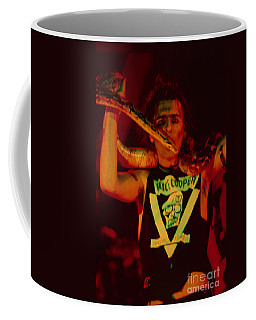 Alice Cooper At The Concord Pavillion Coffee Mug