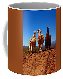 3 Amigos Coffee Mug