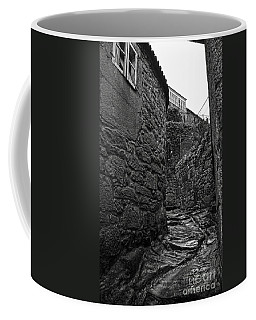 Ancient Street In Tui Bw Coffee Mug