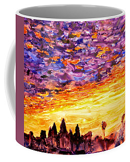 Angkor Sunrise Coffee Mug