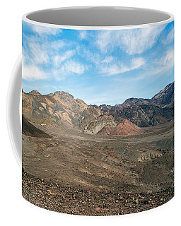 Artist Drive Death Valley National Park Coffee Mug