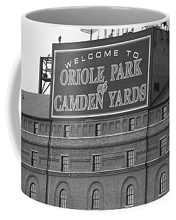 Baltimore Orioles Park At Camden Yards Coffee Mug