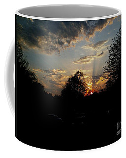 Beauty In The Sky Coffee Mug