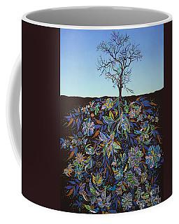 Blue Afternoon  Coffee Mug