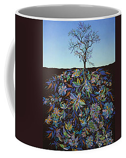 Blue Afternoon  Coffee Mug