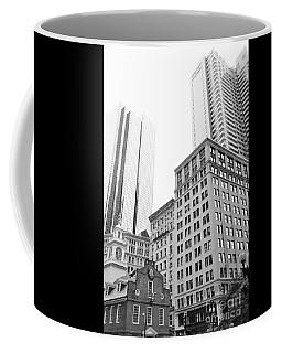 Boston Cityscape Coffee Mug