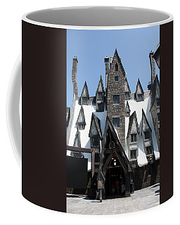 3 Broom Sticks Coffee Mug by David Nicholls